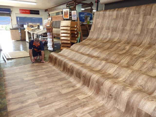 ... Services - Carpet vinyl laminate timber floor installation services
